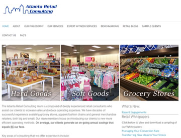 Atlanta Retail Consulting – A Retail Consulting Firm